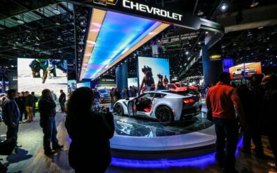Detroit auto show moves to fall, snatching prime window from L.A. auto show