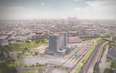Ford Unveils Site Plan for Michigan Central, Plans to Add Building and Mobility Platform