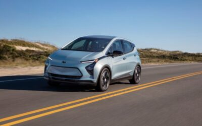 GM opens next electric chapter with new pair of Michigan-made Bolts
